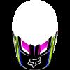 Козырек Fox Racing V1 Race elloy\blu XL/2XL