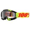 Очки 100% Accuri Zerbo/Clear Lens Черные/неон