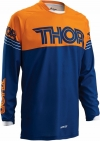 Джерси 3XL Thor S6 Phase Hyperion Сине/оранж р.XXXL