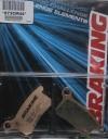 Тормозные колодки BRAKING 873CM44