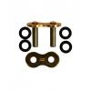 Замок цепи DID 525V8 ZJ X-Ring заклёп сталь