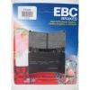 Тормозные колодки EBC FA123