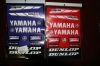 Наклейки набор 69 Yamaha Honda