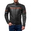 Куртка кожаная MOTEQ Challenger черная р.50(L)