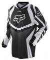 Джерси M Fox HC Race Jersey Black р.M