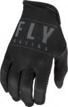 Перчатки FLY RACING MEDIA черные/серые (2021)