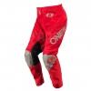 Мото Штаны ONEAL MATRIX RIDEWEAR красно серые 36