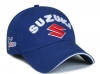 Бейсболка Suzuki GSX-R синяя
