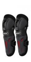 Защита колена (наколенники) BSDDP пластик детские черные