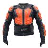 Защита (черепаха) MadBull TURTLE Jacket оранжевая р L