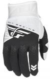 Перчатки FLY RACING F-16  бело/черные р. KS (1)