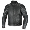 Куртка кожаная AGVSPORT Breeze черная, р.50-52(XL)