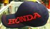 Бейсболка Honda синяя/черная с красной надписью и белым Лого