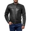 Куртка кожаная MOTEQ Atlas черн р.50(L)