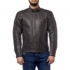 Куртка кожаная MOTEQ Gunner черно-коричневая р.52-54(XXL)