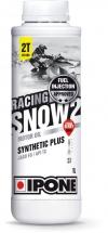 Масло IPONE SNOW RACING 2T 1л