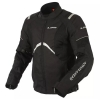 Куртка LS2 TEIDE MEN JACKET черный, р. XL