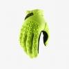 Перчатки 100% AIRMATIC неоново/желтые р.YM(4)