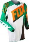 Джерси Fox 180 Jersey Vandal Green/Orange р.L