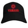 Бейсболка YAMAHA темно-синяя с красной надписью